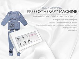 موجة ضغط الهواء الأقصى الحرارة بالأشعة تحت الحمراء Pressotherapy الوزن التخسيس آلة الخسارة