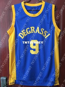 Cheap wholesale Jimmy Brooks Jersey 9 Degrassi Drake Jersey Community School Customize any name number MEN WOMEN YOUTH basketball jersey