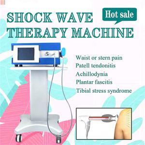2020 portátil de ondas de choque Terapia Máquina Equipo para fisioterapia Shockwave Shockwave terapia para la artritis de la rodilla de los síntomas de la osteoartritis