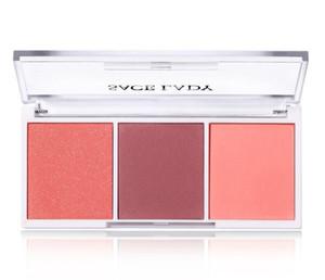 Blush palette maquillage maquillage visage canon poudre 3 couleurs joue professionnelle maquillage maquillage maquillage rouge rouge naturel pêche cosmétique