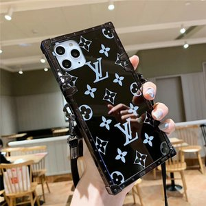 Telefon-Kasten für Iphone XS MAX XR X 7 8 6 6s Plus-Iphone 11 Pro Max Mode Full Cover-Telefon-Kasten mit Schutzfolie