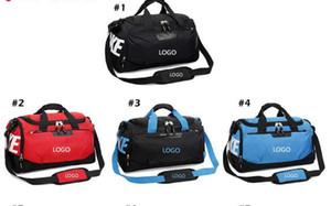 Bolso de hombro de equipaje de mano impermeable Bolsa de entrenamiento deportivo Bolsas de baloncesto Bolsos Bolsas de viaje bolsa de lona de viaje al aire libre