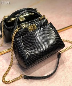best quality snake skin mini design purse size 19cm, have 4 colors for chosen,gold,silver,black,grey,tact me for more details