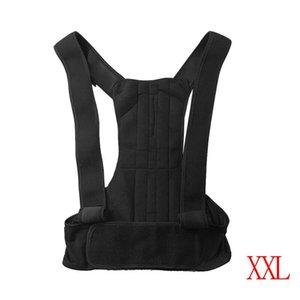 Correzione del gancio posteriore postura Cintura Ortesi corsetto uomini / Lady Sport postura superiore della schiena sostegno della spalla Corrector