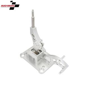 Billet aluminio Shifter Box Gear Shifter Shift motor de la serie Knob Para Acura RSX / K EG EK DC2 EF