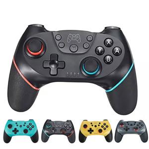 Wireless Pro Controller Gamepad Fjärrkontroll Joystick för Switch Console, Accessorie, Justerbar Turbo Vibration