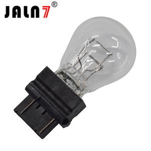10шт Универсальный 3157 P27 / 7W Яркий свет лампы Taillight стоп-сигналы обратного заднего стоп сигнала поворота для автомобилей / Грузовик / Мотоцикл