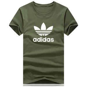 Brand New Mens Italie designer manches courtes hommes chemise t-shirts col rond t shirt pour hommes de luxe tshirt hommes coton manches courtes
