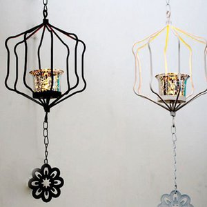 Gifts Candles holders Decoration Lantern Candlestick Hand held Geometric-shape Wedding Party