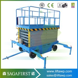 High Efficiency Electric Hydraulic Mobile Lift Tables