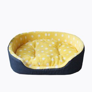 Cat and Dog Kennel of Color of the Classic Basin Shaped Large Apply to the Four Seasons