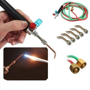 Mini oxygen welding gun oxygen acetylene torch welding platinum stainless steel and other metals