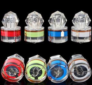 Gota Profunda Peixes Subaquáticos Atração Indicador Isca LED Flash de Pesca Isca de Luz LED Profunda Gota Luz Atração de Peixe