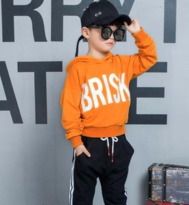 brand HOT SELL fashion classic Style Children new For Boys And Girls classic Sports Suit Baby Infant Short Sleeve Clothes Kids BLDF