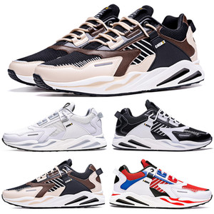 White Black Gray Brown Cushion TYPE Lace Young MEN Women Boy Girl Running Shoes Fluorescence Low Cut Designer Shoes Trainers Sports Sneakers