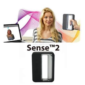 vero colore 3d scanner SENSE 2 corpo umano a colori portatile tenuto in mano multicolore realizzato da 3D Systems