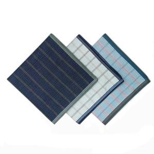 12PCS 43 * Dedo Pañuelo 6S oscuro pañuelo Tic Tac 43cm algodón de los hombres