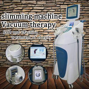2020 multi-fonksiyonel Güzellik V9 Velashape Rulo Bipolar Radyofrekans Ekipmanları Yüz Vakum Kaldırma Güzellik Salonu Makinesi