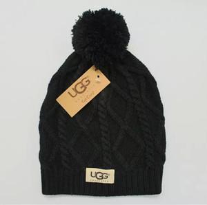 Kadın Cap Bayanlar moda aksesuarları için Noble Sonbahar Kadınlar Şapka Kış kasketleri Örgü Şapka