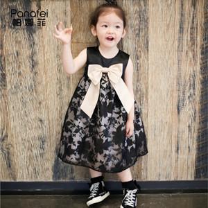 Baby Dress Full Moon cumpleaños del bebé vestido de dos piezas de la falda de princesa