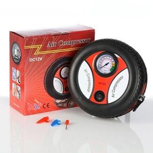 gonfiaggio del pneumatico elettrico CC 12v compressore d'aria auto pompa auto compressore d'aria portatile per Auto Moto moto
