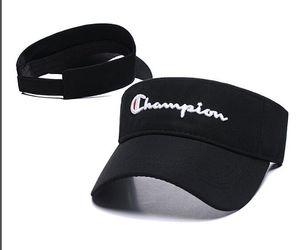 2019 nuovo cappello da golf designer visiera parasole cappello da sole cappello top cappelli da baseball berretti da baseball cappello regolabile elastico cappelli da sole