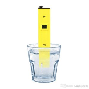 Digital PH Meter Pen Tester Water Hydroponics Pocket Pen Testers Aquarium Pond Pool Test Protable new in stock