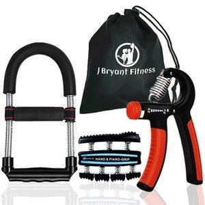 3 Çok Fonksiyonlu El Kavrama Bilek Çalışdırıcı Set Önkol Kavrama Egzersiz Kiti Ayarlanabilir El Tutucu Egzersiz Fitness Ekipmanları