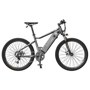 HIMO C26 bicicletta elettrica 26 pollici 250W motore fino a 100 km Dual Range freni a disco Heights regolabili - Grey