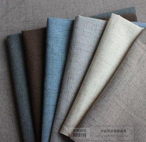 7 أنواع متعدد حجم سميكة الكتان الجميلة ريترو القطن نسيج الكتان مستحضرات التجميل الملابس خلفية التصوير الفوتوغرافي الدعائم