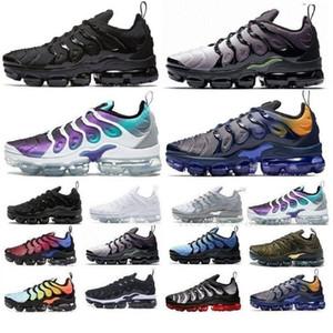 Nike air vapormax plus TN shoes air max airmax 2020 plus Fuchsia Hommes Femmes Chaussures de course Grille Imprimer Lemon Lime Royal Game Formateurs Sport Chaussures de sport 36-45