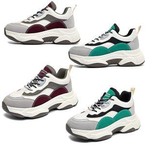 nouveau sport de mode pour femmes hommes vieilles chaussures de papa blanc taille baskets gris concepteur formateur rouge confortable net vert respirant 35-40