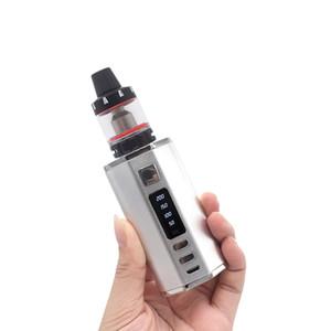 cigarrillo electrónico líquida nueva Noche Polar 200w llevó vaporizador 2 ml 2200mah 200w e cigarrillos caja de la pluma vape mod kit de pipa de agua vaper
