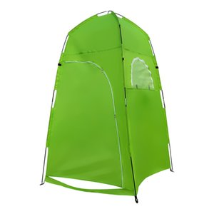 TOMSHOO Changing Fitting Room Camping Tent Outdoor Portable Privacy Toilet Tent Shower Shelter Beach Fishing Tent