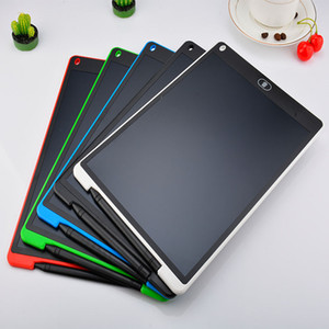 8.5 polegadas Tablet Graphics Eletrônica Drawing Tablet Smart Lcd Writing Tablet apagável Drawing Board Luz Pad Caligrafia Pen
