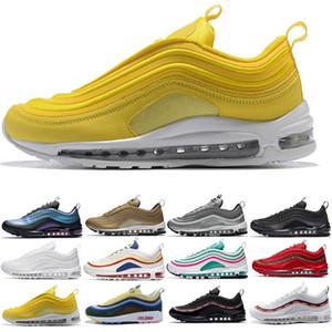 Nike air max New lightning 2018 REVENGE x STORM Shoes, La revanche de la tempête! foudre conjointe KANYE petit frère travaille, quatre couleurs hommes et femmes chaussures 36-44