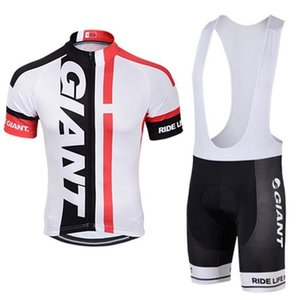 Best Giant Best Pro Team Cycling Clothing Bike Shirt Ropa Quick Dry Men \&#039 ;S Mtb Bicycle Tops Summer Cycling Jersey 9d Gel Pad Shorts