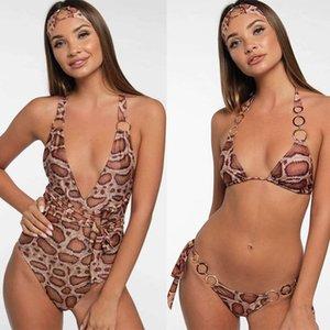 Bikini Tam şişmiş Kadın Ayrı Yüzme Suits Seksi Halka Yılan trendleri çevrimiçi mayo örtbas Hızlı satılan