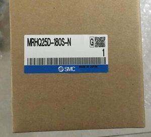 1 ШТ. SMC тип поворотный палец цилиндр MRHQ25D-180S-N Новый В коробке Бесплатная Ускоренная Доставка