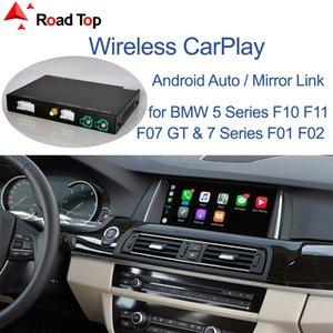 Wireless CarPlay per BMW 5 Serie 7 F10 F11 F07 GT F01 F02 F03 F04 2009-2016, con Android specchio collegamento AirPlay automobile del gioco Funzione