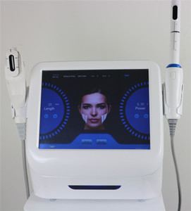 Professional 2 in 1 hifu ultrasound beauty machine for face lift vaginal rejuvenation vaginal tightening anti-wrinkle anti-aging machine