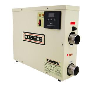 사우나 목욕 샤워 홈 스파 수영장 핫 터브 전기 온도 조절기 220V를위한 15KW 온수기