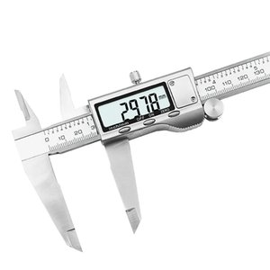 Wholesale 0-150mm Stainless Steel Measuring Tools Electronic Digital Vernier Caliper