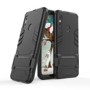 Rüstungskoffer für Xiaomi Mi A2 Lite Stoßfester Schutzüberzug