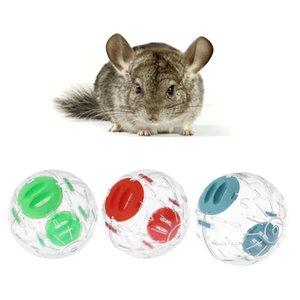 Hamster Запуск Упражнение колеса Бал мелких животных Шиншиллы Крысы Мыши Playing Игрушки Клетка принадлежности хомяка игрушка Running мяч