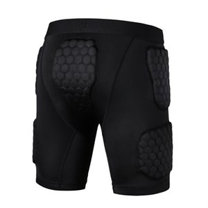 Men Anti-Collision Quick Dry Training Shorts Basketball Shorts Jersey College Throwback Football Jerseys Body Protection Boxing Trunks
