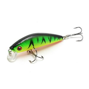 7cm 8.1g Japan Hard Bait Minnow Fishing Lure Aritificial Wobblers Crankbait Pesca Hooks Fish Jerkbait Qa302a