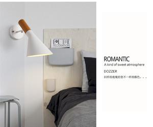 Modernas lámparas de pared creativas Sconce E14 Classic luces de pared sala de estar dormitorio Den Wall Sconce envío gratis