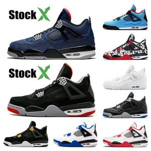 retro 3 QS Katrina uomini scarpe da basket Tinker Corea bianco puro nero Cemento internazionale volo linea di tiro mens sport sneakers us 8-13