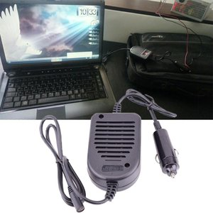 80W DC USB Port LED Auto Car Charger Adjustable Power Supply Adapter Set Detachable Plugs Computer Charger for Laptop Notebook Camera
